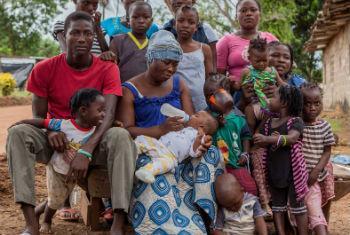 Medidas para mais proteção social no continente africano. Foto: Pnud