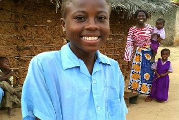 OMS celebra a redução de 42,7% de casos pneumonia no Quénia desde 2013.Foto: OMS/M Pflanz