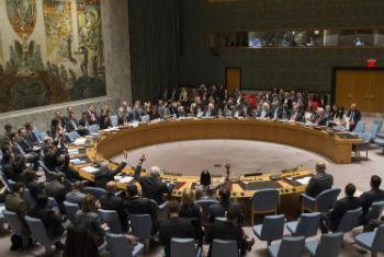 Conselho de Segurança aprova resolução. Foto: ONU/Eskinder Debebe