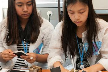 Dia das Meninas nas TICs. Foto: UIT/P.Woods