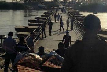 Segundo o Acnur, 114 mil iraquianos fugiram da violência nas últimas duas semanas na área de Ramadi.Foto: Acnur/G.Ohara