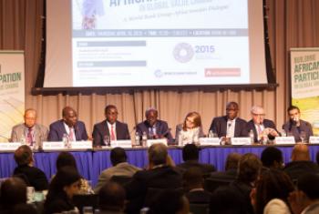 Especialistas discutem a integração da África em cadeias globais de valor. Foto: Banco Mundial/Amelody Lee