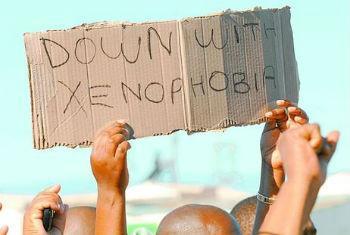OIM está a apoiar o repatriamento de migrantes que decidiram voltar para os países de origem.Foto: OIM África do Sul (arquivo)