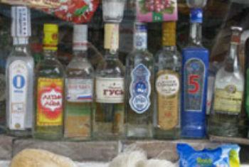 """Bebida local """"contaminada por metanol"""" matou 19 pessoas na Nigéria.Foto: OMS (arquivo)"""
