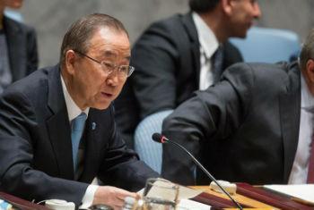 Ban Ki-moon. Foto: ONU/Loey Felipe (arquivo)