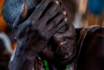 Mulheres e crianças estão a sofrer ataques devastadores no estado de Unidade, no Sudão do Sul. Foto: Unicef Sudão do Sul/Sebastian Rich