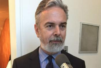 Antonio Patriota. Foto: Rádio ONU