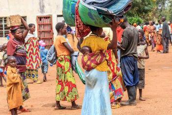 População no Burundi. Foto: Acnur/S. Masengesho