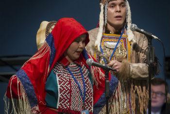 Forum dos Indígenas terminou. Foto: ONU/Loey Felipe