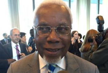 Ismael Martins. Foto: Rádio ONU