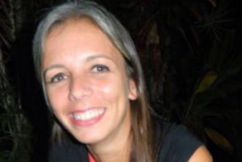 Mariana Palavra. Foto: Arquivo Pessoal