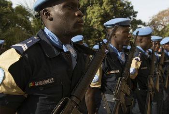 Soldados da Minusma. Foto: Minusma/Harandane Dicko