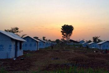 Acampamento para refugiados. Foto: Acnur