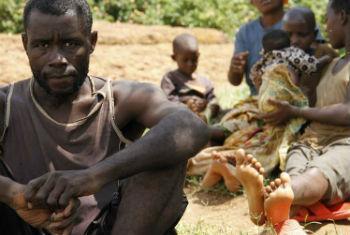 Refugiados burundeses. Foto: Unicef Burundi/Y. Nijimbere/2015