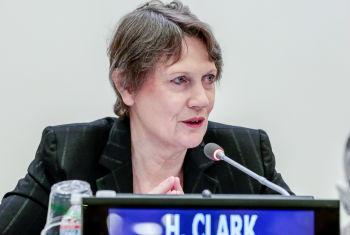 Helen Clark. Foto: ONU/Loey Felipe