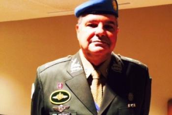 General José Luiz Jaborandy Jr. Foto: Rádio ONU
