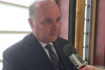 Manuel Pinto de Abreu. Foto: Rádio ONU