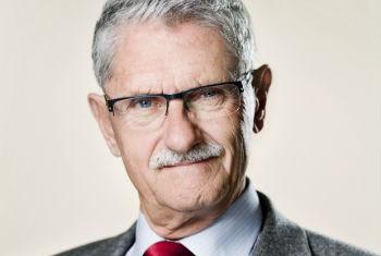 Mogens Lykketoft. Foto: Arquivo Pessoal