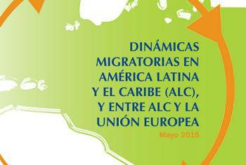 """Relatório """"Rotas e Dinâmicas Migratórias"""". Imagem: OIM"""