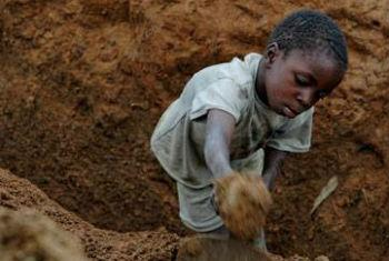 Dia Mundial contra Trabalho Infantil. Foto: OIT/Crozet