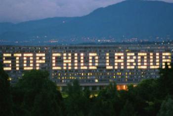 Combate ao trabalho infantil. Foto: OIT