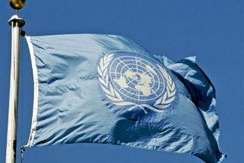 Bandeira das Nações Unidas. Foto: ONU/John Isaac