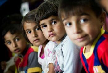 Crianças vítimas de violência não têm acesso à justiça. Foto: Unicef