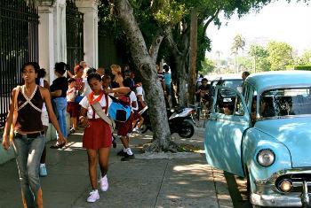 Havana, Cuba, 2008. Foto: Radmilla Suleymanova