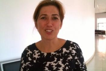 Elisabete Azevedo Harman. Foto: Amatijane Candé.