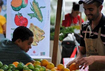 Comércio inter-regional pode ajudar a América Latina e o Caribe a acabar com a fome.Foto: FAO/Giuseppe Bizzarri