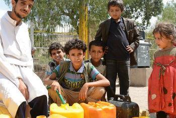 Mais de 80% da população necessita de assistência humanitária. Foto: Ocha/P. Kropf
