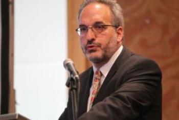 Juan Lubroth. Foto: FAO.