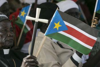 O acordo pretende pôr fim ao conflito de 20 meses. Foto: ONU/Isaac Billy
