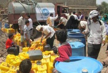 ONU quer alcançar pessoas que precisam de auxílio. Foto: OMS.
