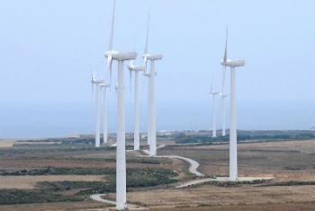 Energia sustentável. Foto: Banco Mundial/Dana Smillie