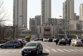 Cidade de Tianjin. Foto: Banco Mundial.