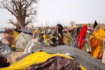 Darfur deve receber alimentos. Foto: Unamid