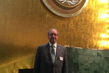 Presidente da Câmara de Deputados do Brasil, Eduardo Cunha. Foto: Rádio ONU