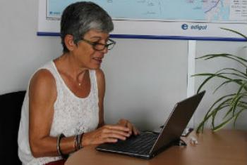 Manuela González. Foto: Arquivo Pessoal