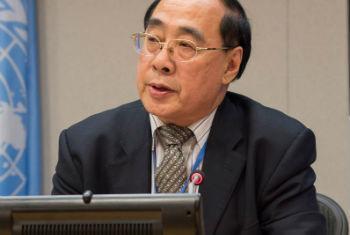 Subsecretário-geral para Assuntos Econômicos e Sociais, Wu Hongbo. Foto: ONU/Eskinder Debebe