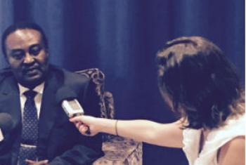 Presidente da Assembleia Nacional de Angola, Fernando Dias dos Santos, em entrevista à Rádio ONU.