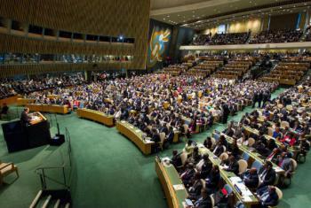 70ª sessão da Assembleia Geral da ONU.Foto: ONU/Loey Felipe
