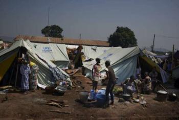 Violência deslocou pelo menos 27,4 mil pessoas. Foto: Acnur.