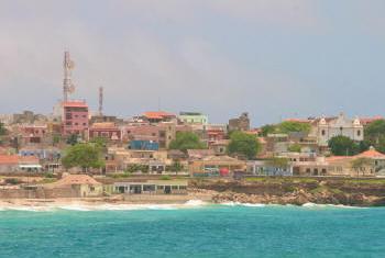 Cidade da Praia.