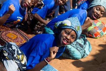 Mulheres moçambicanas. Foto: ONU