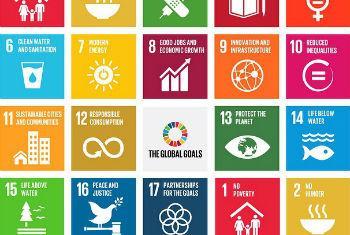 Objetivos de Desenvolvimento Sustentável. Imagem: ONU