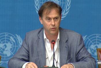 Rupert Colville. Foto: ONU