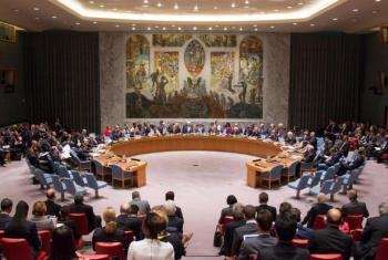 Conselho de Segurança da ONU. Foto: ONU/Loey Felipe