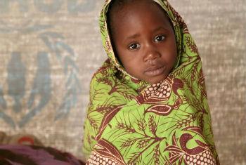 Menores fogem de casa devido às ações das milícias Boko Haram. Foto: Unicef
