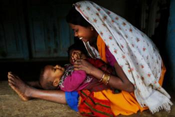 Estratégia Global pretende acabar com morte prematura de mulheres, adolescentes e crianças. Foto: Unicef India